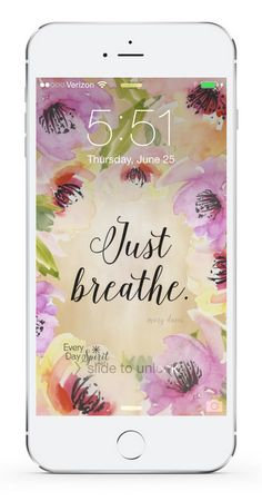 Every Day Spirit Lock Screens is an app of over 700 handmade wallpapers that inspire you every time you look at your phone. Easy to use. Awesome sayings. Bright colors. For iPhone and Android. www.everydayspirit.net xo