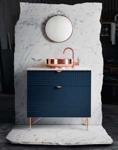 Lovely news from SwedishSuperfrontwho are now launching a bathroom collection, built around IKEA