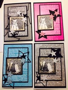 Confirmation Cards, Projects To Try, Gallery Wall, Diy Crafts, Invitations, Quilts, Layers, Scrapbooking, Inspiration