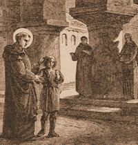 St. Eleutherius: Historically today is the feast of St. Eleutherius, abbot of St. Mark's monastery near Spoleto in the Italian province of Perugia, he was the friend of St. Gregory who mentions him several times in his Dialogues. #Catholic #pray #StEleutherius