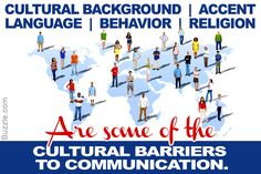 Owing to cultural differences between people, communication is not always effective. Cultural barriers in communication ought to be dealt with efficiently, in order to enable healthy communication. Communication Process, Communication Styles, Clear Communication, Corporate Communication, Effective Communication, Political Views, Learning Tools, Human Nature, Culture