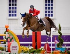 London 2012 Summer Olympics - USEF Network - Reed Kessler. want this horse