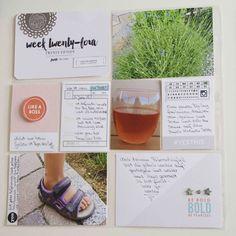 Paper Project Life l