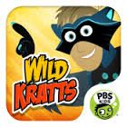 App Of The Week - Wild Kratts Creature Power (Compatible with iPhone, iPod touch, and iPad. Requires iOS 5.0 or later,optimized for iPhone 5.) Kids experience what it is like to be a raccoon gathering food, a bee pollinating flowers and an elephant in the wild during this science related interactive game based on the PBS kids show. Recommended for children ages 4 and older.