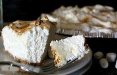 ~Toasted Marshmallow Cream Pie!   Oh Bite It