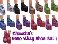 Get the original Mesh and shoes here, Made by Chumcha This mesh makes me so so so happy!