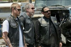 While creator Kurt Sutter doesn't know when that prequel series he's planning will happen (although probably after The Bastard Executioner), he has begun developing a spinoff centered around another motorcycle gang: the Mayans.   Sons of Anarchy Spinoff the Mayans   Read more: http://www.rickey.org/kurt-sutter-is-developing-a-sons-of-anarchy-spinoff.