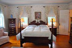 Historic Clarence Naill Farm c.1869 - Bedroom