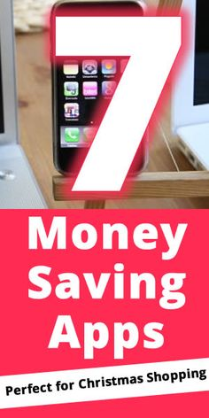 7 Must Have Money Saving Apps For Christmas Shopping