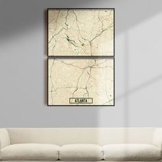FREE SHIPPING WITHIN EU AND USA  We really love maps. Map prints, map posters, map illustrations. Our map designs consist 32 color schemes and 5 styles to choose from. Maps are very detailed and fully customizable if needed.    #mapprint #mapart #citymap #citymapprint #citymapposter #mapwallart #mapposter Map Posters, City Map Poster, Map Wall Art, Map Art, Atlanta Map, Map Illustrations, Simple Poster, Map Design, City Maps