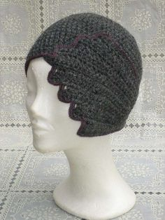 Exceptional Stitches Make a Crochet Hat Ideas. Extraordinary Stitches Make a Crochet Hat Ideas. Crochet Adult Hat, Crochet Beanie, Knit Or Crochet, Crochet Scarves, Crochet Crafts, Crochet Clothes, Crochet Projects, Knitted Hats, Crochet Designs