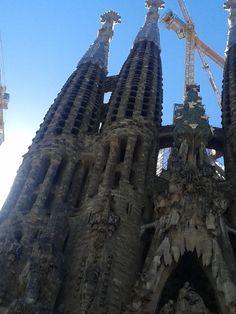 Temple expiatori de la Sagrada Família, Barcelona