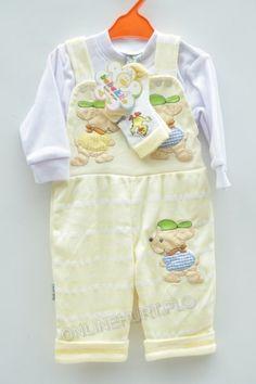 Komplet niemowlęcy 657  _C1  (62-68)