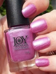 Indie Orchids Indie Nail Polish Joy Lacquer | Joy Lacquer
