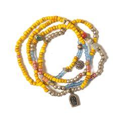 The Woods Glass Silver fine jewelry necklace! WWW.MAGGYCALHOUN.COM