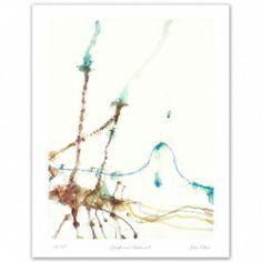 John Olsen, Giraffe and Balloons 2 | The Block Shop - Channel 9