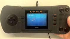 Decades After I Last Turned It On My Atari Lynx Still Works