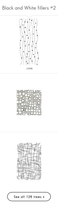 """""""Black and White fillers #2"""" by holly-the-fangirl ❤ liked on Polyvore featuring fillers, backgrounds, doodles, drawings, decorations, effects, text, patterns, quotes and details"""