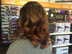Balyage ombre sombre blonde rose