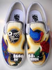 5649727b43 Image result for vans custom culture contest winners music Painted Vans