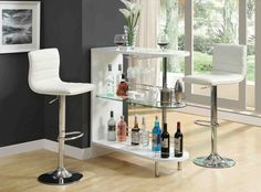 2300 - Cleveland 50\'s Soda Fountain Chrome Bar Table | *buy, sell ...