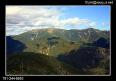 Mount Lafayette - White Mountains New Hampshire