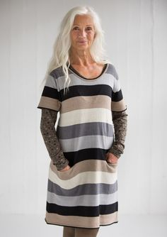 Tunics – GUDRUN SJÖDÉN – Webshop, mail order and boutiques | Colorful clothes and home textiles in natural materials.
