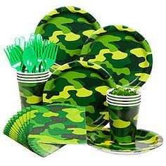 1000 ideas about army party decorations on pinterest for Army party decoration ideas