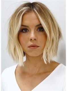 73 Best Middle Part Bob Images In 2019 Haircolor Hairstyle Ideas
