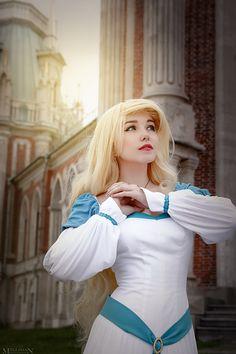 The Swan Princess - Princess Odette by KikoLondon