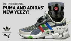 Adidas X Puma X Yeezy