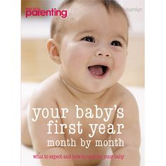 Buy Your Baby's First Year Book online at John Lewis