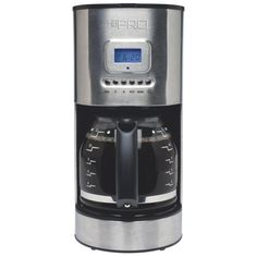 Hamilton Beach Pro 12-Cup Digital Coffee Maker (46000) - Stainless Steel - Love this to get me started in the morning  #SetMeUpBBY