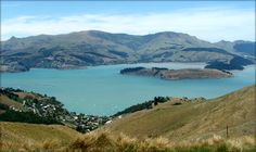 Governor's Bay, New Zealand New Zealand, Places To Go, Mountains, Nature, Travel, Naturaleza, Viajes, Trips, Nature Illustration