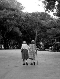 amizade, sem idade