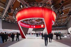 Vodafone - CeBIT Hannover 2012 | Schmidhuber