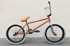 Alex Kennedy's super sexy Cult Crew bike BMX