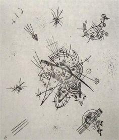 Small Worlds X -  Wassily Kandinsky