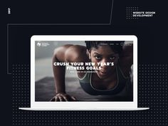 """Check out this @Behance project: """"MPA crossfit website"""" https://www.behance.net/gallery/48877311/MPA-crossfit-website"""