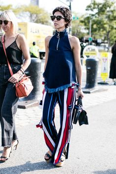 PE2017 street style new york fashion week printemps ete 2017 193