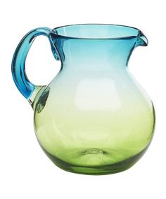 Love this Sonora Pitcher by Global Amici on #zulily! #zulilyfinds