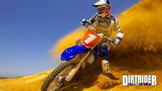 2017-03-25 - Backgrounds High Resolution: motocross picture - #1556342