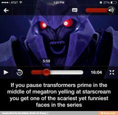 Aaaaaaahahaha! I can't stop laughing!
