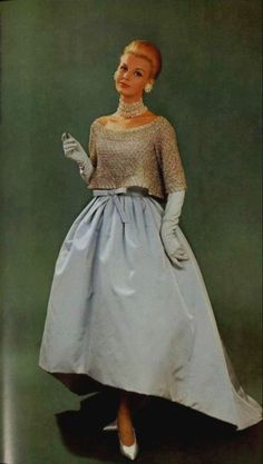 Jacques Griffe Outfit <3 1959