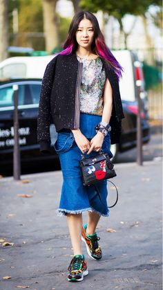 Accessory Report: Bangles Are Officially Back via @WhoWhatWear