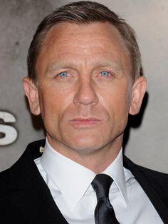 Daniel Craig - a real man, no pretty boys for me!