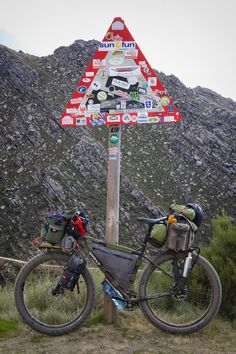 Surly ECR - Off Road Bike Touring - South Africa