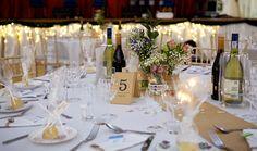 Table styling by Scottish Wedding Planners, Blue Thistle Weddings. www.bluethistleweddings.co.uk Image by Jenni Browne Photography