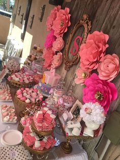 Floral baby shower Baby Shower Party Ideas | Photo 1 of 5 | Catch My Party