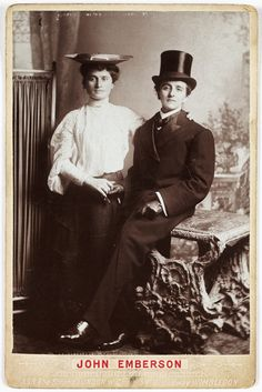 Two women, one dressed as a man, c. 1905, John Emberson © National Media Museum / SSPL. Creative Commons BY-NC-SA